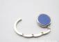 厂家专业生产圆形外折光面填漆高档简洁挂包钩
